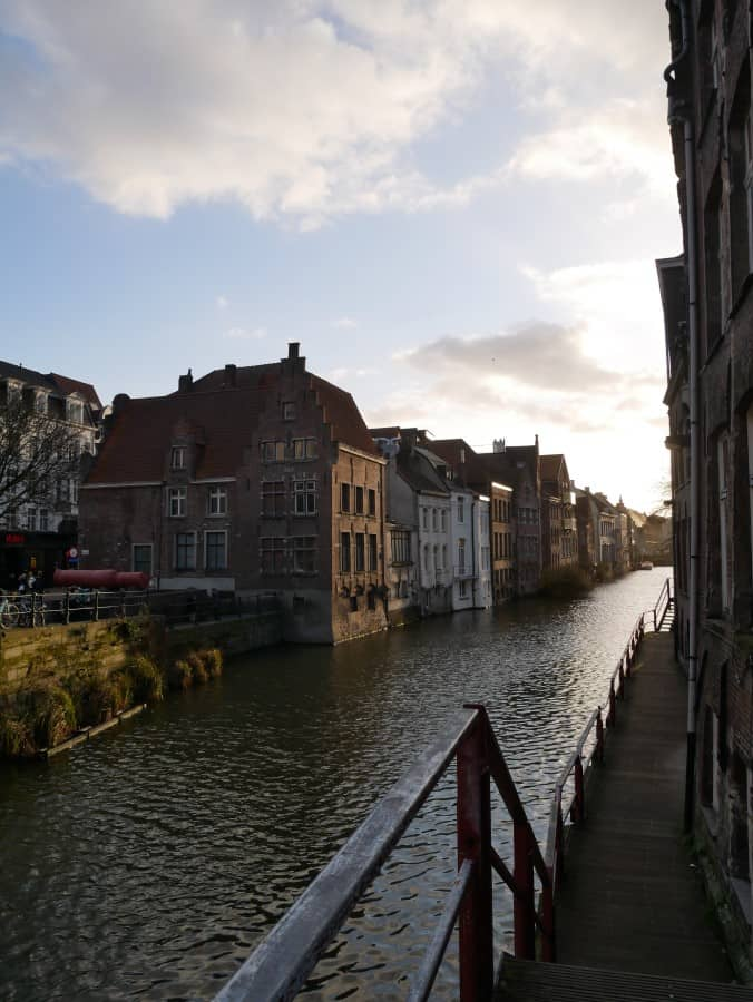 featured image how to get from brussels tot ghent