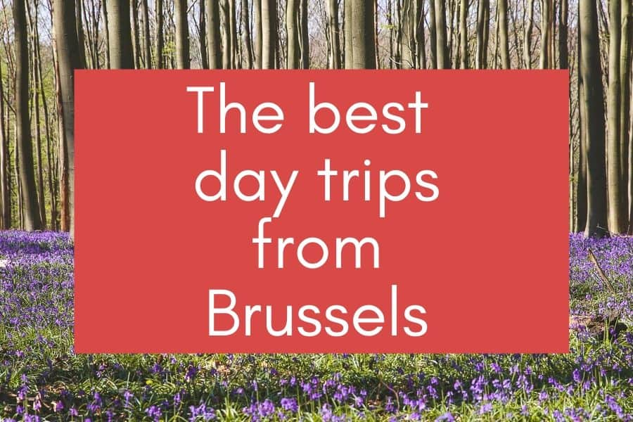 Day trips Brussels as a featured image